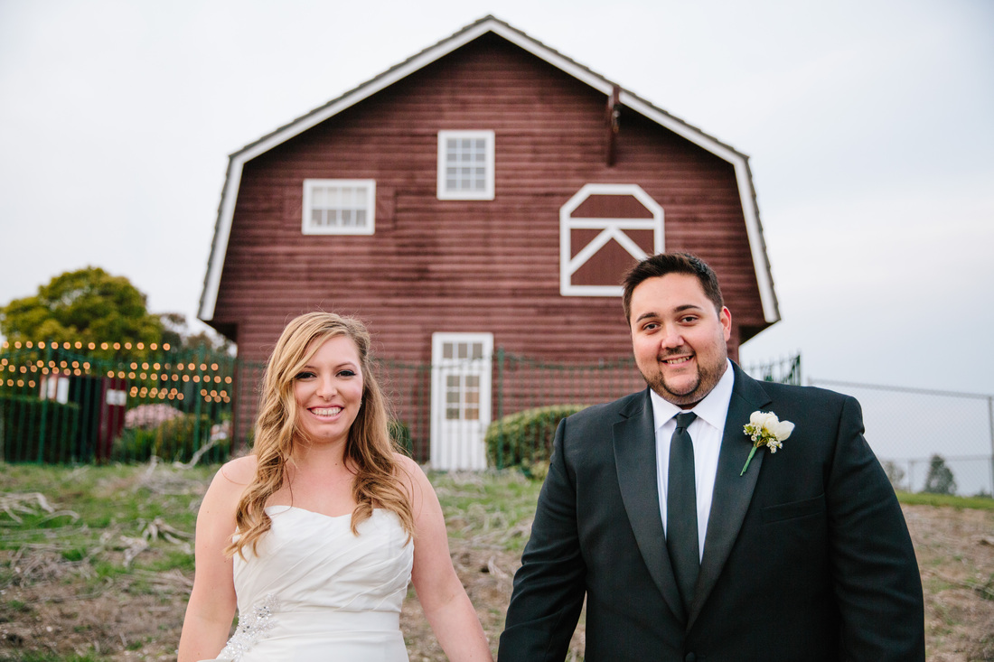 Newland Barn Wedding