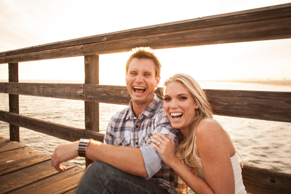 Seal Beach Engagement